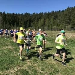 36. Tartu Maastikumaraton - Joonas Selgis (33), Toomas Härmson (8120), Chris Marcus Krahv (8273), Ivo Saarniit (8697)