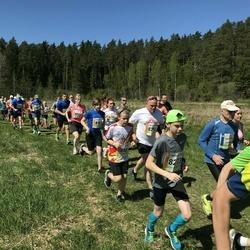 36. Tartu Maastikumaraton - Chris Marcus Krahv (8273), Ain Kuldmäe (8291), Marten-Jakob Ristmägi (8965)