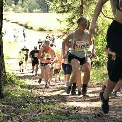 36. Tartu Maastikumaraton - Berit Pedaste (5128), Saili Petti (5131)