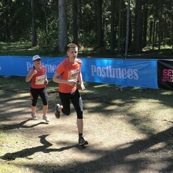 36. Tartu Maastikumaraton - Andor Aland (8011), Merli Liivakant (8379)