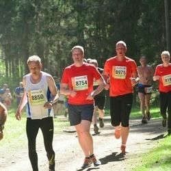 36. Tartu Maastikumaraton - Siim Sööt (8754), Jüri Tuha (8850), Aare Sepp (8975)