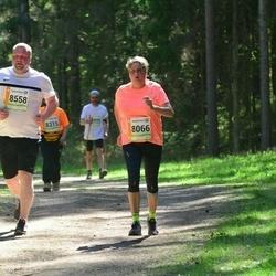 36. Tartu Maastikumaraton - Anni Engelbrecht (8066), Virgo Pastak (8558)
