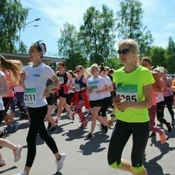 Tallink Maijooks - Eha Kőiv (1285), Alice-Heleen Ainsalu (2061), Anna Liisa Anderson (2111), Reilika Saar (2112)