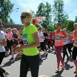 Tallink Maijooks - Alice-Heleen Ainsalu (2061), Jana Maimann (2065), Anna Liisa Anderson (2111)
