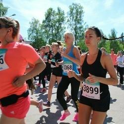 Tallink Maijooks - Elina Tomson (3368), Anni Rahula (3403), Sylvia Kutšma (3846), Kristin Sikk (3899)