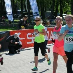 Tallink Maijooks - Irma Tubli (986), Ami Timm (1014), Marit Varblane (2619), Diana Jurkina (3849)