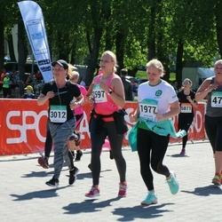 Tallink Maijooks - Kristel Kauts (473), Anna-Maria Antsmäe (1977), Kristi Arak (2597), Annika Ole (3012)