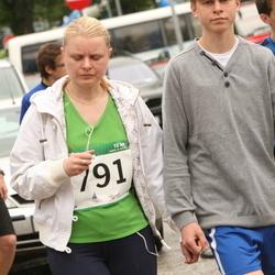 PAF Tartu Olümpiajooks - Kristi Lauer (791)