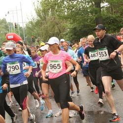 PAF Tartu Olümpiajooks - Külli Kori (487), Rain Laager (553), Ann Valang (790), Kadri Jägel (965), Ants Heinsaar (1141)
