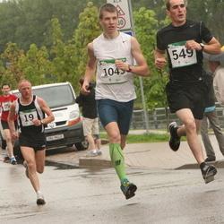 PAF Tartu Olümpiajooks - Ago Veilberg (19), Anti Puustus (549)