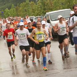 PAF Tartu Olümpiajooks - Alar Savastver (28), Ahto Jakson (38), Mihkel Annilo (67), Jaak Viitmann (119), Jan Dubrovski (294)