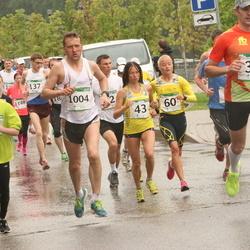 PAF Tartu Olümpiajooks - Christjan Lään (39), Olga Andrejeva (43), Jaan Õun (53), Lily Luik (60), Andi Linn (1004)