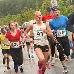 PAF Tartu Olümpiajooks - Grete Tõnne (93), Annika Vaher (125), Vahur Mäe (1120)