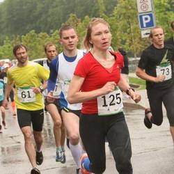 PAF Tartu Olümpiajooks - Meelis Nõmm (61), Kaupo Pilder (73), Annika Vaher (125)