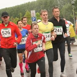 PAF Tartu Olümpiajooks - Raivo Raudsepp (241), Artur Dianov (526), Ants Heinsaar (1141)