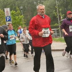 PAF Tartu Olümpiajooks - Aare Tinn (441), Janar Simson (472), Eve Post (498)