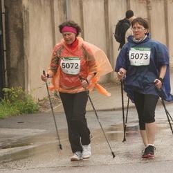 PAF Tartu Olümpiajooks - Ülle Hendrikson (5035), Helgi Mäe (5072), Annika Rull (5073)