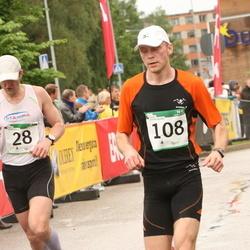 PAF Tartu Olümpiajooks - Alar Savastver (28), Andres Juursalu (108)
