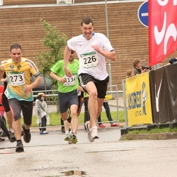 PAF Tartu Olümpiajooks - Rain Gussev (226), Aare Einsoo (273)