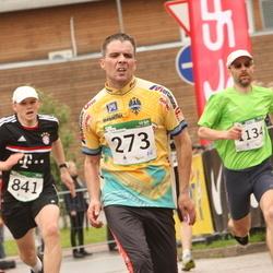 PAF Tartu Olümpiajooks - Aare Einsoo (273), Ainar Münt (841), Andrus Nilk (1134)