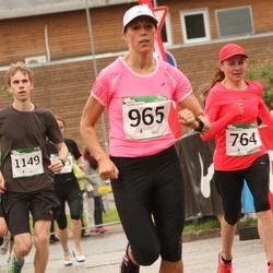 PAF Tartu Olümpiajooks - Meelika Laasma (764), Kadri Jägel (965), Mario Mumm (1149)