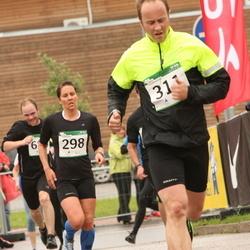 PAF Tartu Olümpiajooks - Kaity-Marin Tiitmaa (298), Artjom Filippov (311)