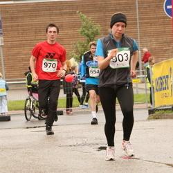 PAF Tartu Olümpiajooks - Annemari Muru (903), Madis Kaasik (970)