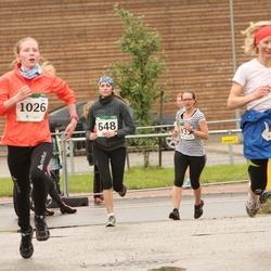 PAF Tartu Olümpiajooks - Katrin Väärtnõu (648), Triin Paabo (1026)