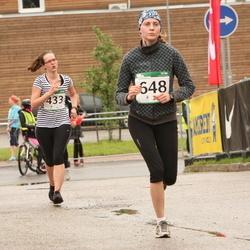 PAF Tartu Olümpiajooks - Miina Hint (433), Katrin Väärtnõu (648)