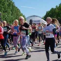 Tallink Maijooks - Annika Vannus (2926), Inga Villa (3183), Kristin Karp (3360), Julia Katskova (3464)