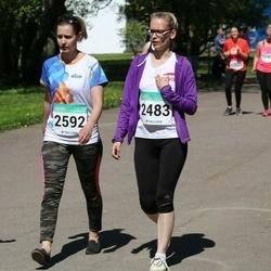 Tallink Maijooks - Annika Aasoja (2483), Annemari Aasoja (2592)