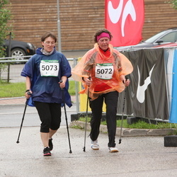 PAF Tartu Olümpiajooks - Helgi Mäe (5072), Annika Rull (5073)