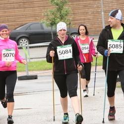 PAF Tartu Olümpiajooks - Heidi Kadarik (5070), Berit Kroon (5084), Hanno Kroon (5085)