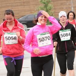 PAF Tartu Olümpiajooks - Kerli Pihlak (5058), Heidi Kadarik (5070), Berit Kroon (5084)