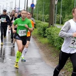 PAF Tartu Olümpiajooks - Marko Laur (272), Kaarel Kuusk (1128)