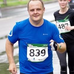 PAF Tartu Olümpiajooks - Külli Kori (487), Aron Mitt (839)