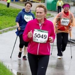 PAF Tartu Olümpiajooks - Reet Uibo (5049), Helgi Mäe (5072), Annika Rull (5073)