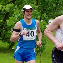 PAF Tartu Olümpiajooks - Alar Savastver (28), Tauno Hang (40)