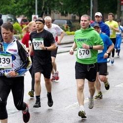 PAF Tartu Olümpiajooks - Urmas Lehtoja (339), Aare Treier (570), Kairit Harju (1056)