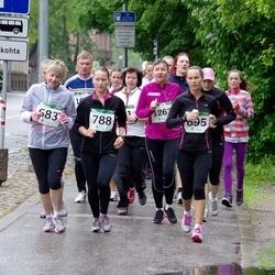 PAF Tartu Olümpiajooks - Ingrit Lepasild (683), Birgit Silm (695), Linda Sassian (788)