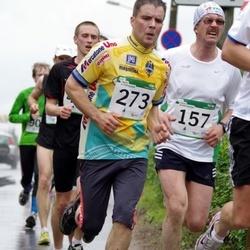 PAF Tartu Olümpiajooks - Sergey Grigorjev (157), Aare Einsoo (273)