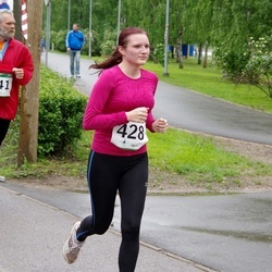 PAF Tartu Olümpiajooks - Hanna Laius (428), Aare Tinn (441)