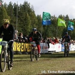 10. Tartu Rattamaraton - Aarne Kõue (615), Aarne Kangur (2465)