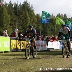 10. Tartu Rattamaraton - Gaido Kaeramaa (667), Alar Reiska (2230)