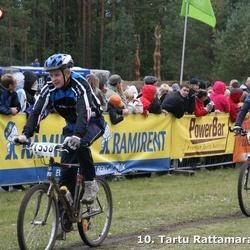 10. Tartu Rattamaraton - Arno Simpson (4667)