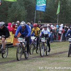10. Tartu Rattamaraton - Annika Pedak (4010), Kaido Koppa (4329), Sulev Reisberg (5001)