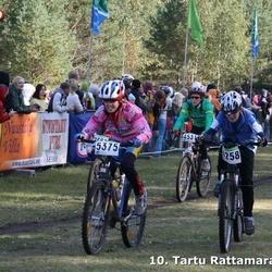 10. Tartu Rattamaraton - Kristo Enn Vaga (4258), Artur Sarapuu (5375)