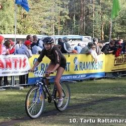 10. Tartu Rattamaraton - Anneli Rosin (5673)