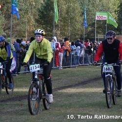 10. Tartu Rattamaraton - Marek Jõela (1687), Mari Sild (4154), Agu Koppa (4328)