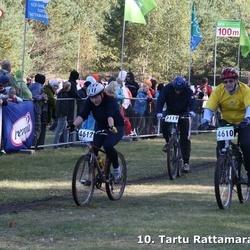10. Tartu Rattamaraton - Arne Kaasik (4610), Kaisi Luikme (4612), Urmas Kõrgvee (5119)